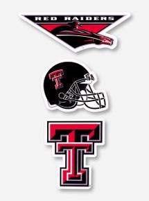 Texas Tech Red Raiders Multi-Magnets