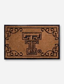 Texas Tech Double T Door Mat
