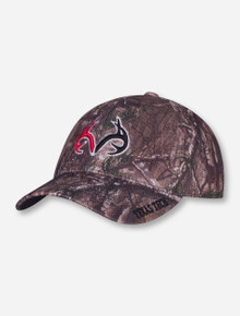 Top of The World Texas Tech RealTree Antler Camo YOUTH Stretch Fit Cap