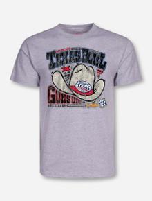 Vintage 10 Gallon Hat Texas Tech - Texas Bowl Oxford T-Shirt