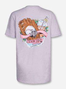 "Texas Tech ""Sweet Tea"" on Grey T-Shirt"
