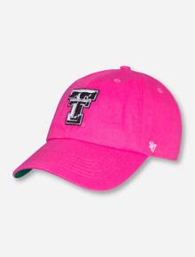 "47 Brand Texas Tech ""Bergen"" Women's Adjustable Cap"