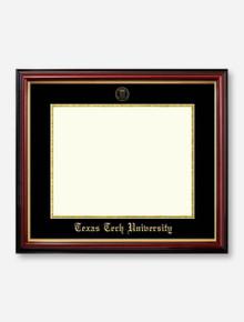 Gold Foil Seal Petite Mahogany Diploma Frame U4 (Dropship)