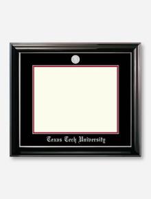 Silver Medallion Ebony Silver Trim Diploma Frame U6