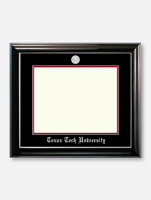 Silver Medallion Ebony Silver Trim Diploma Frame U6 (Drop Ship)
