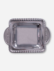 Wilton Armetale Texas Tech Miniature Serving Tray