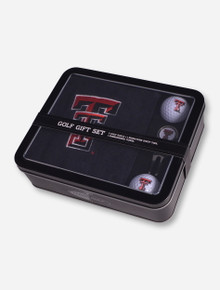 Team Golf Texas Tech Golf Gift Set