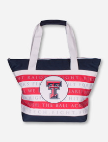 Texas Tech Fight Song Cooler Tote