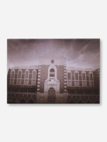 Texas Tech Stadium Magnet