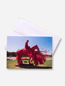 Texas Tech Will Rogers Gameday Tradition Photo Card