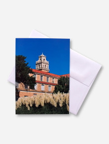 Texas Tech Architecture Photo Card