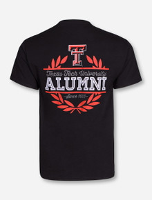 Texas Tech Alumni Wreath T-Shirt
