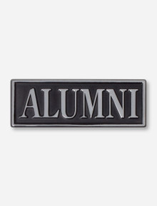 Texas Tech Alumni Black & Chrome Car Emblem