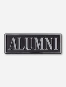 Texas Tech Alumni Black & Chrome Car Emblem
