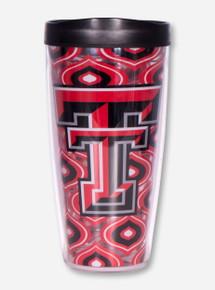 Texas Tech Double T Tear Drop Travel Tumbler