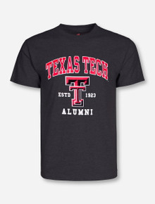 Texas Tech Alumni Arch Over Double T T-Shirt