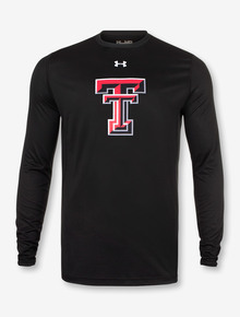 Under Armour Texas Tech Double T Long Sleeve Shirt