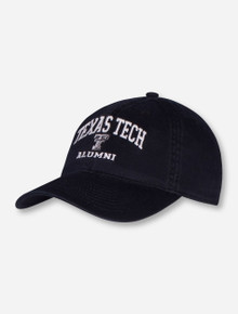 Legacy Texas Tech Alumni Navy Adjustable Cap