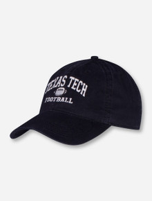 Legacy Texas Tech Football Black Adjustable Cap