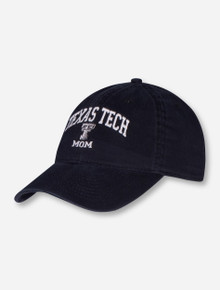 Legacy Texas Tech Mom Navy Adjustable Cap