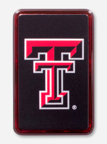 Texas Tech Double T USB 2 Port Wall Charger
