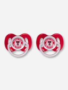 Texas Tech Red Raiders Pacifier Double Pack