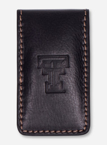 Texas Tech Double T Magnetic Money Clip