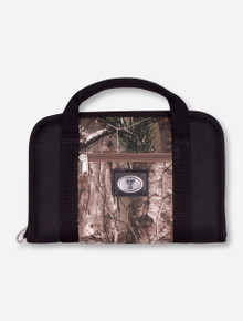 "Texas Tech Black and RealTree Camo ""Wyatt"" Tactical Pistol Case"