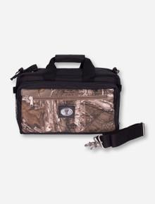 """Texas Tech Black and RealTree Camo """"Kendall"""" Range Shooting Bag"""
