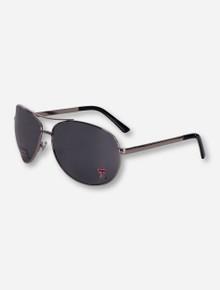 Texas Tech Double T Aviator Sunglasses