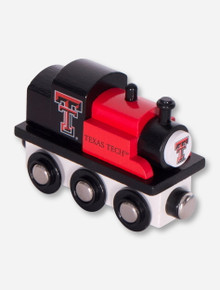 Texas Tech Train Engine Toy