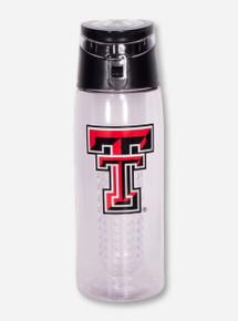 Texas Tech Double T Fruit Infusion Sport Bottle