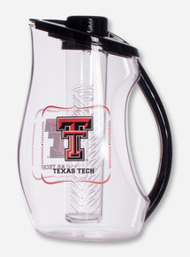 Texas Tech Double T Infusion Pitcher