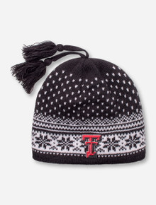 "47 Brand Texas Tech ""Icebird"" Black Beanie"