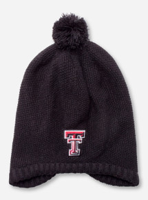 "47 Brand Texas Tech ""North Shore"" Women's Black Beanie"