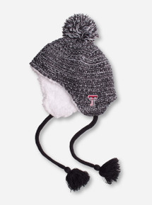 The Game Texas Tech Double T Wool Knitted Beanie