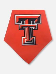 Texas Tech Red Raiders Double T  Pet Bandana