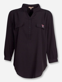 Texas Tech UG Apparel Buttondown Double T Classic Tunic