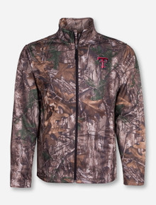 "Arena Texas Tech ""Clearcut"" Full Zip Jacket"
