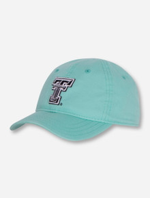 The Game Texas Tech Black and White Double T INFANT Mint Stretch Fit Cap