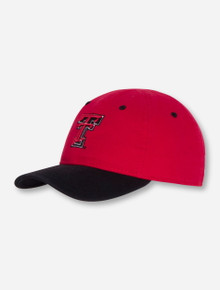 The Game Texas Tech Double T on TODDLER Red and Black Adjustable Cap