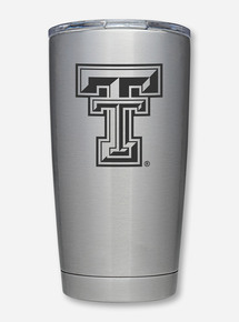 Yeti Texas Tech 20oz Rambler