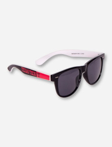 "Texas Tech ""Color Block"" Sunglasses"