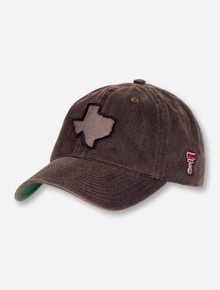 "Legacy Texas Tech ""Old Favorite"" Brown Snapback Cap"