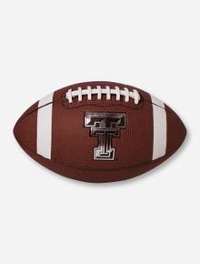 Nike Texas Tech Regulation Spiral-Tech Brown Football
