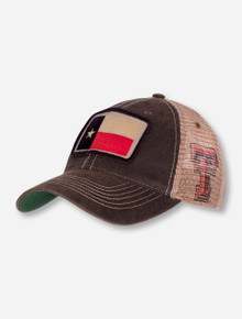 "Legacy Texas Tech ""Country Ways"" Mesh Trucker Snapback Cap"