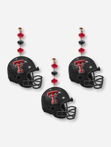 Texas Tech Helmet Clip on Charms