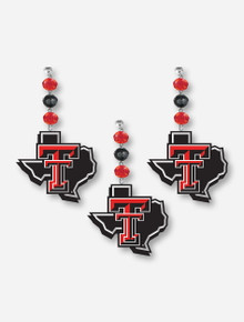Texas Tech Lone Star Pride Clip on Charms