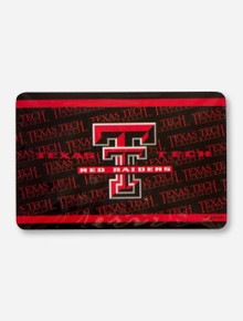 Texas Tech Double T & TTU Pattern on Playing Cards