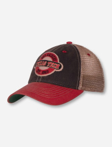 Legacy Texas Tech Red Raiders Old Favorite Trucker Snapback